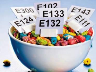 Prehrambeni aditivi i E brojevi