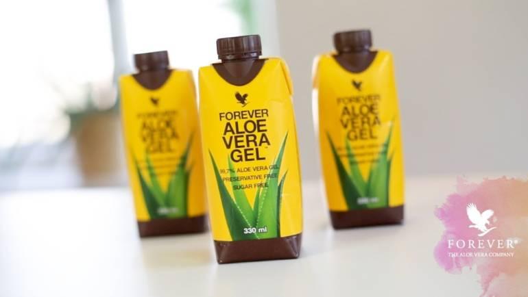 Forever Aloe Vera Gel® 12×330 ml