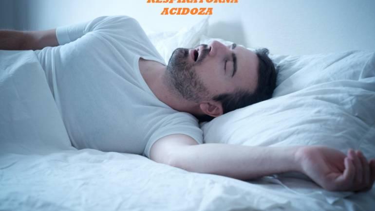 Respiratorna acidoza