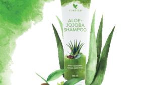 Aloe Jojoba Shampoo New 2021